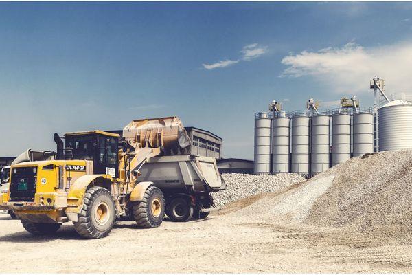 Domaine construction industrielle